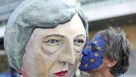 Obavy z tvrdého brexitu přetrvávají
