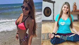 Usměvavá Sydney Aiello přežila masakr na floridské škole. Spáchala však sebevraždu