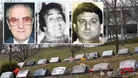 Mafiánský hřbitov Moravských bratří