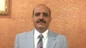 Nový právník Terezy Naveed Khan Afridi