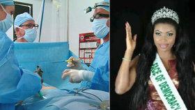 Operace se mladé ženě stala osudnou.