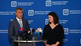 Babiš (ANO) a Maláčová (ČSSD), premiér a ministryně práce a sociálních věcí jsou zřejmě ústředními aktéry současné vlády, kteří do nové podoby rodičovského příspěvku promluví...