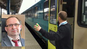 Hrozí stávka na železnici?