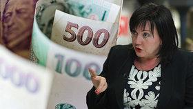 Schodek státního rozpočtu ke konci března klesl na 9,2 miliardy korun z únorových 19,9 miliardy korun. Loni v březnu skončilo hospodaření státu s přebytkem 16,3 miliardy korun. V tiskové zprávě o tom dnes informovalo ministerstvo financí.
