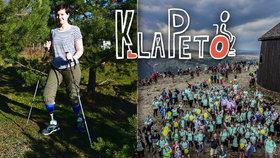 Tvář charitativního pochodu Na Sněžku Evička (16): Chci zase lyžovat!