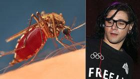 Vědci znovu šokují. Proti komárům nejlépe účinkuje Dubstep. A především DJ Skrillex