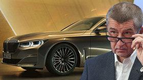 Nákup BMW vedením Sněmovny