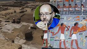 Další objevy českých archeologů v Egyptě: Proč jsme tak úspěšní?