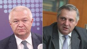 Předseda Úřadu pro ochranu hospodářské soutěže (ÚOHS) Petr Rafaj se v listopadu 2017 sešel s místopředsedou ANO Jaroslavem Faltýnkem