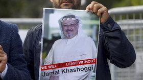 Saúdský novinář Džamál Chášukdží byl zavražden 2. října 2018 na saúdském konzulátu v Istanbulu.