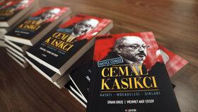 Kniha o životě zavražděného novináře Džamála Chášukdžího.