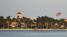 Oblíbení floridský resort Trumpových Mar-a-Lago.