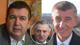 Předseda Úřadu pro ochranu hospodářské soutěže (ÚOHS) Petr Rafaj se sešel na úřadu vlády s premiérem Andrejem Babišem (ANO) a vicepremiérem Janem Hamáčkem (ČSSD)