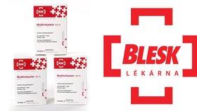 Produkty Blesk Lékárny najdete v každé dobré lékárně
