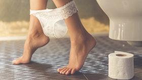 Boříme tabu! Jak pečovat o konečník? Záleží na tom, jaký používáte papír i jak sedíte!