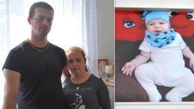 Rodiče zemřelého Jarečka se soudí o odškodné. Chtějí, aby pykali ti, kteří pochybili.