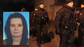 Policie pátrá po pohřešované ženě v ohrožení života (vpravo ilustrační foto).