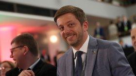 Předsedou hnutí Starostové a nezávislí (STAN) se stal 13. 4. 2019 Vít Rakušan.