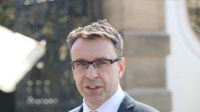 Nový ministr dopravy Vladimír Kremlík (za ANO)