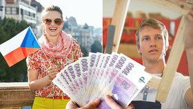 Čechům rostou platy. (Ilustrační foto)