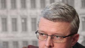 Karel Havlíček, nový ministr průmyslu a obchodu