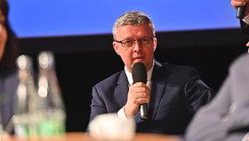 Karel Havlíček na konferenci Internet ve státní správě a samosprávě