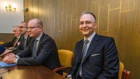 Michal Koudelka se pořád nedočká generála, Zeman si stojí za svým