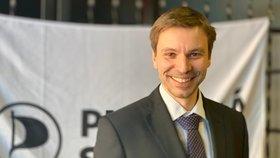 Lídr Pirátů Marcel Kolaja: čtvrtek 25. 4.