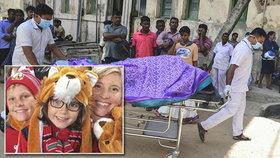 »Alespoň zemřeli klidně a bez bolesti,« řekl otec, který při teroru na Srí Lance přišel o celou rodinu