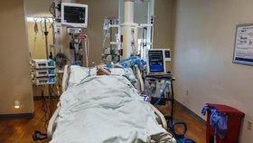Návštěva nemocnice se v USA může vyšplhat na statisíce. I když jde člověku o život (ilustrační foto)