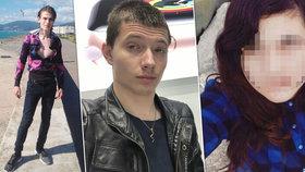 Zleva: Kanibal Zvěrev, zavražděný Alexander a Valeria.