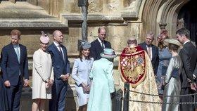 Narozeniny královny Alžběty II.