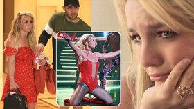 Britney Spearsová obětí největšího skandálu v historii pop music? Zfetovaná loutka na peníze, říkají fanoušci