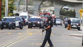 Při střelbě ve městě poblíž San Diega bylo zraněno několik lidí, (ilustrační foto).
