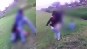 Dívka a mladík napadli mentálně postiženého muže.