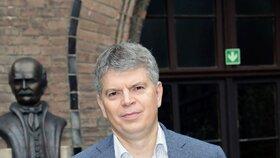 MUDr. David Cibula, vedoucí Onkogynekologického centra VFN