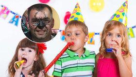 Miloš dal za oslavu dcery dvacet tisíc korun.