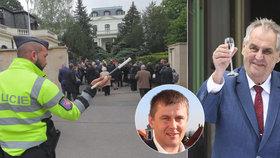 Ministerstvo zahraničí již dostalo od Ruska odpověď na žádost o snížení počtu diplomatů na ruském velvyslanectví v Praze.