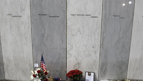 Památník obětí letu 93