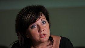 Ministryně financí Alena Schillerová (za ANO) promluvila v rozhovoru pro Blesk Zprávy