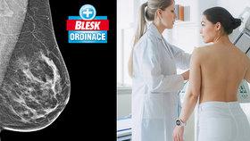 Nepodceňujte prevenci, rakovina prsu ročně zabije více než 2000 žen.