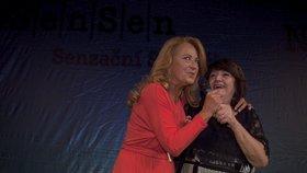 Patronkou Ceny Senior roku je od jejího založení v roce 2013 herečka Simona Stašová.
