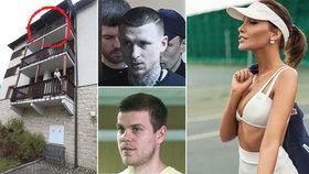 Pád modelky, která svědčila v procesu s ruskými fotbalisty, z balkonu ve Špindlerově Mlýně: Není jediný svědek, tvrdí policie.