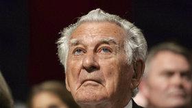 Ve věku 89 let zemřel někdejší australský premiér Bob Hawke.