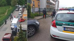 Tragédie na Slovensku: Neznámý muž ubodal mladíka, který bránil svoji přítelkyni (16)