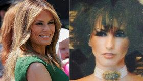 Sestry: Melania Trumpová, první dáma USA, a Ines Knaussová, modní návrhářka