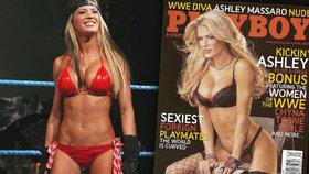 Záhadná smrt známé wrestlerky a hvězdy Playboye: Krásku našli v bezvědomí v jejím luxusním domě!