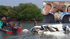 Poslední foto z kabiny: Pád letadla v dovolenkovém ráji nepřežilo pět turistů