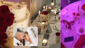 Uniklo ze svatby Rytmuse a Jasminy: Útok na Daru a zakázaný tanec novomanželů!