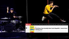 """Proč Lake Malawi u diváků v Eurovizi propadli? Sklidili výsměch za """"nejhorší playback""""!"""